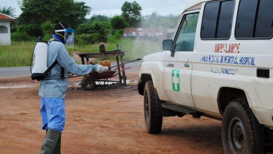 Gine'de yeni Ebola vakaları