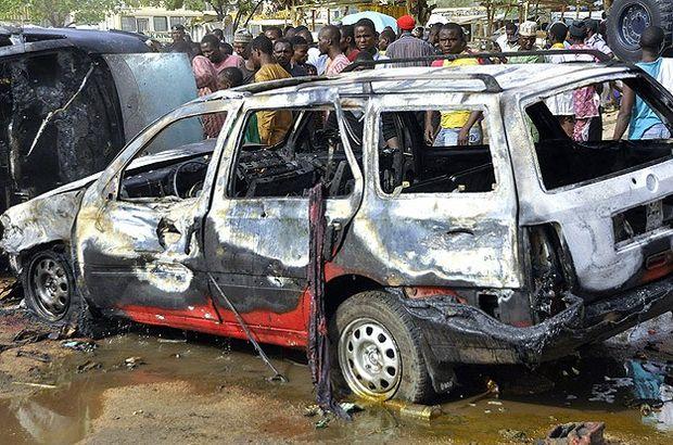 Nijerya bombalı saldırı