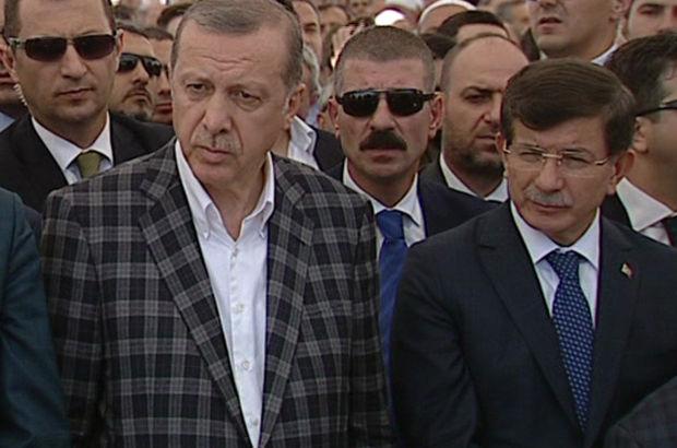 ali nar cenaze ahmet davutoğlu erdoğan