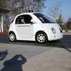 Google'ın sürücüsüz arabası kaza yaptı