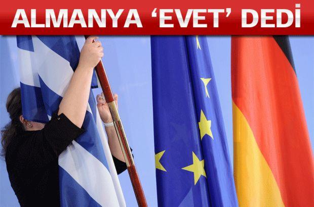 Almanya, Yunanistan, Euro Birliği, Merkel, yardım, borç, kurtarma