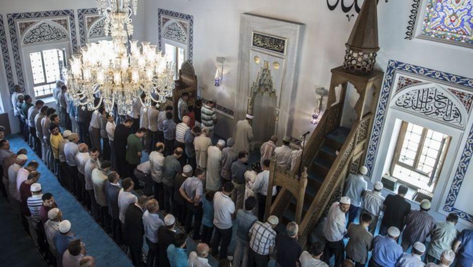 Üsküdar, Validebağ Koru Camisi