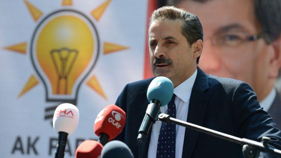 Çalışma ve Sosyal Güvenlik Bakanı Faruk Çelik,saray, muhalefet,