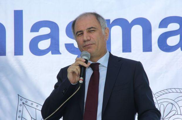 AK Parti Erzurum Milletvekili Efkan Ala, Palandöken,Çeçenistan Parkı,