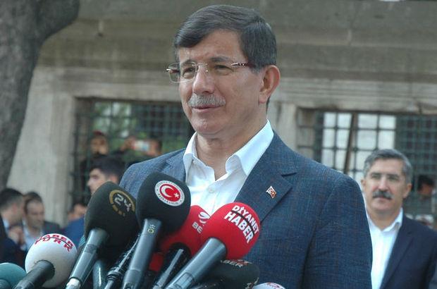 Başbakan Ahmet Davutoğlu,bayram mesajı, trafik,