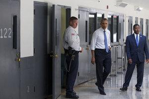 ABD Başkanı hapse girdi!