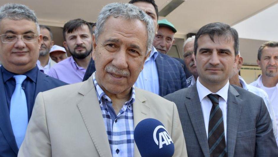 Başbakan Yardımcısı Bülent Arınç,koalisyon,erken seçim