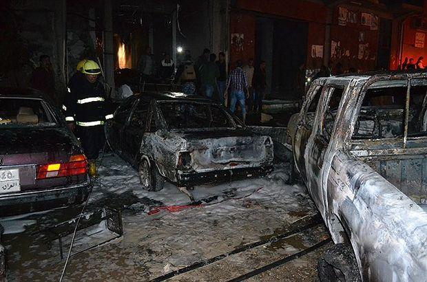 Irak'ın Diyala kentinde bomba yüklü araçla düzenlenen saldırıda 35 kişinin öldüğü, 40 kişinin yaralandığı bildirildi
