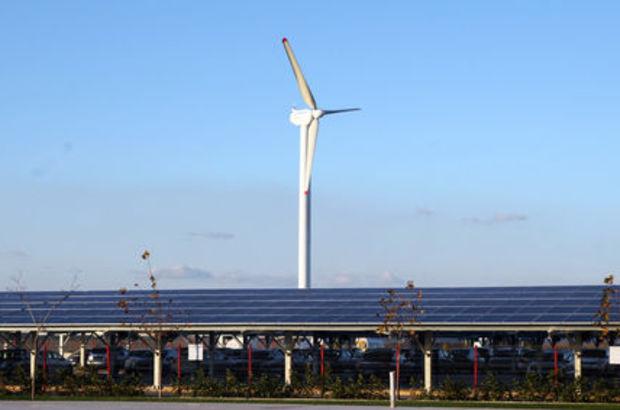 Sanayi şirketleri, Rüzgar santralı