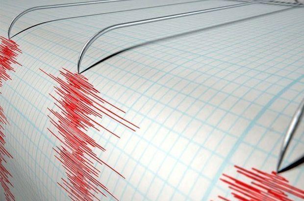Santa Cruz Adaları Büyük Okyanus deprem