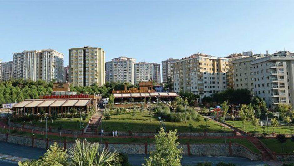 Ataşehir Belediyesi  Ataşehir Belediye Başkanı Battal İlgezdi arsa ihale Erguvan Barış Parkı