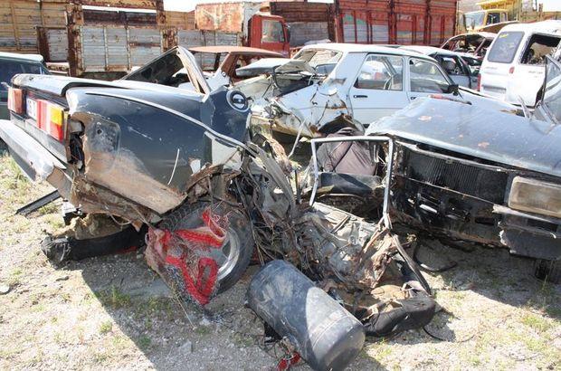 Eskişehir Sivrihisar kaza ölü yaralı
