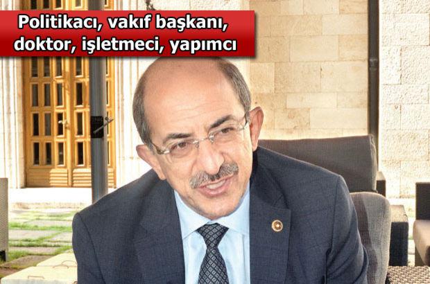 AK Parti Kayseri Milletvekili Kemal Tekden Volkan Yanardağ özellik yapımcı işletmeci