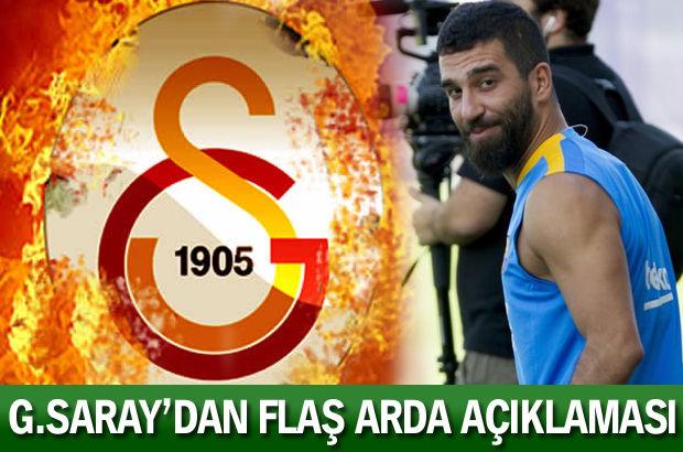 Galatasaray Cüneyt Tanman Arda Turan