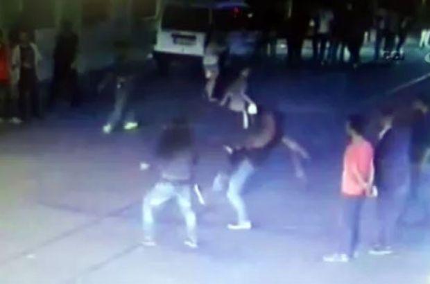 Taksim'deki omuz atma cinayetinin görüntüleri ortaya çıktı