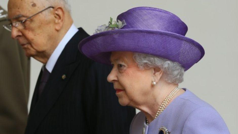 İngiltere Kraliçesi 2. Elizabeth'in 1933 yılında