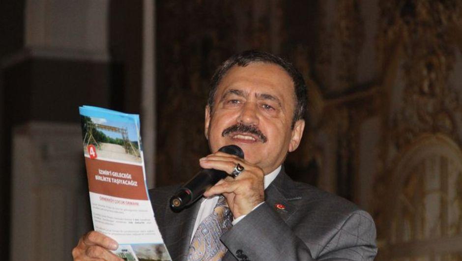Orman ve Su İşleri Bakanı Veysel Eroğlu, İzmir, 8 milletvekili, Ak Parti