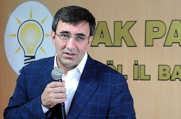 Kalkınma Bakanı Cevdet Yılmaz, koaliyon görüşmeleri,bingöl,