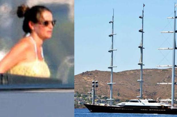 The Maltese Falcon,ingiltere,IKOS Yatırım Şirketi,Elena Ambrosiadou,