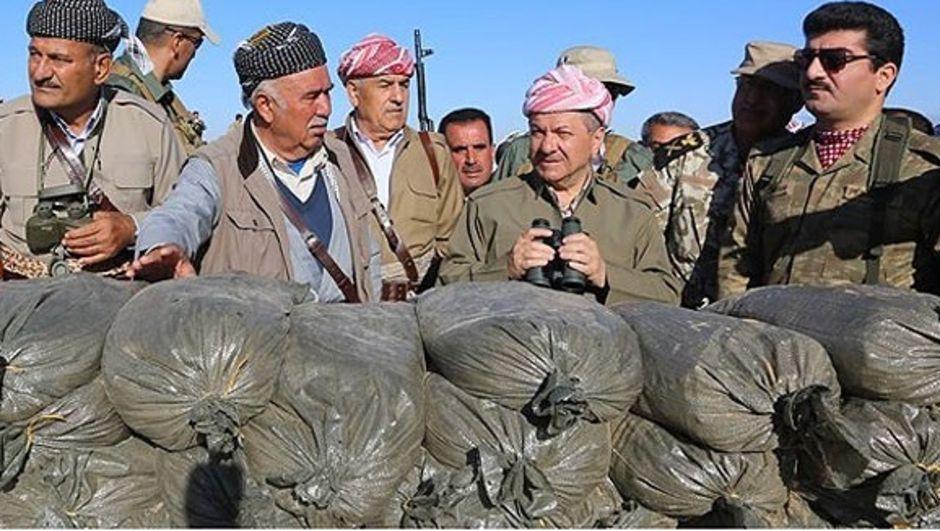 IKBY Başkanı Barzani, bağımsızlık,Irak Kürt Bölgesel Yönetimi,