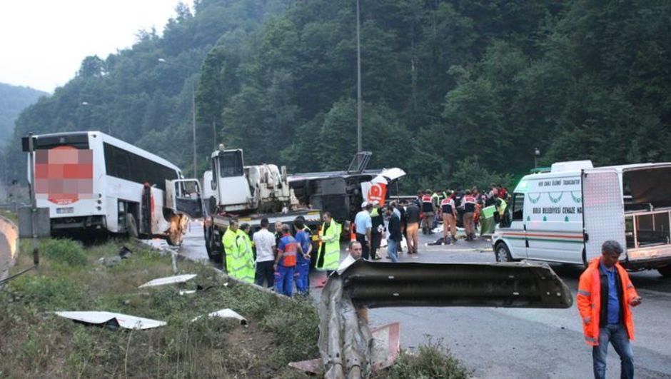ramazan bayramı trafik kazası kaza ölü yaralı bilanço