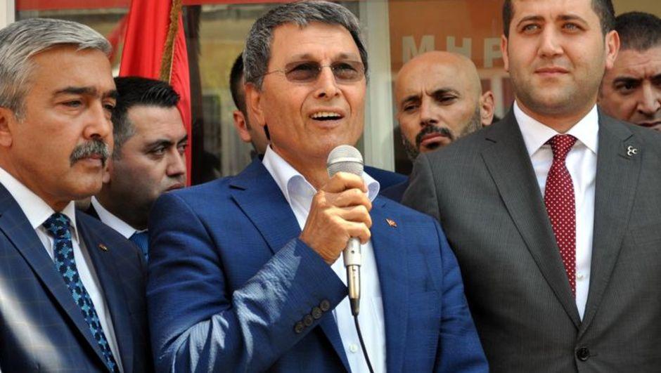 MHP Kayseri Milletvekili Yusuf Halaçoğlu,Grup Başkanvekilliği görevi, görevden alınma,