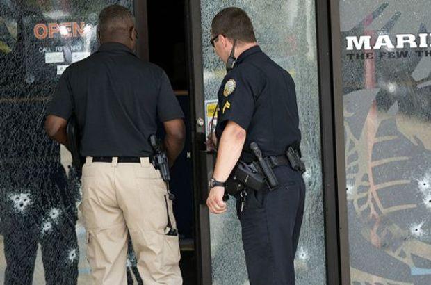 ABD,Tennessee Eyaleti,silahlı saldırı,ölü sayısı,askeri üst,