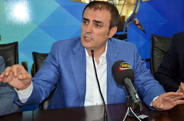 AK Parti Grup Başkanvekili Kahramanmaraş Milletvekili Mahir Ünal,koalisyon,siyaset,