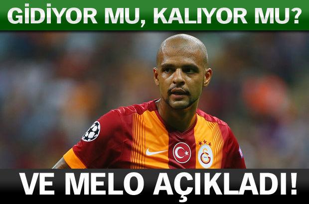 Melo, Galatasaray