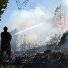 Isparta'daki orman yangını kontrol altına alındı