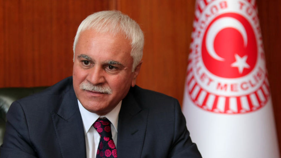 MHP Milletvekili Koray Aydın