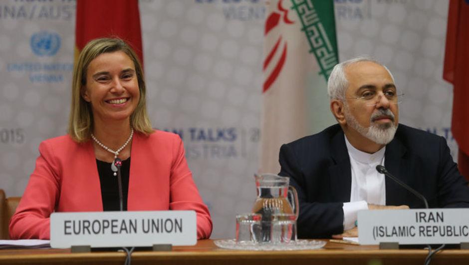 Nükleer anlaşma, İran