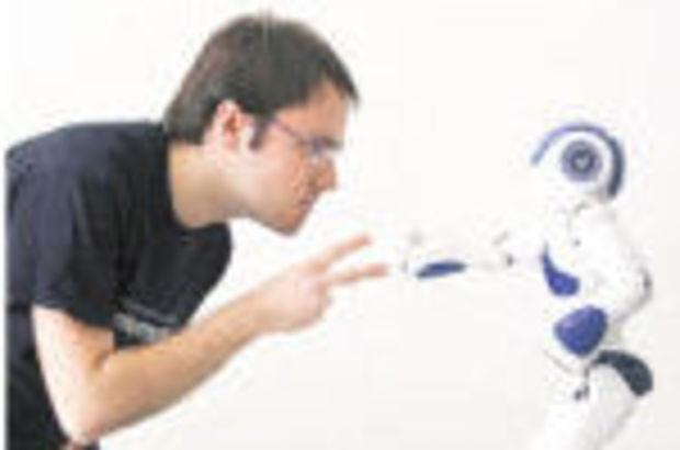 Rensselaer Politeknik Enstitüsü Robotik Bölümü, insana en yakın robot, yapay zeka