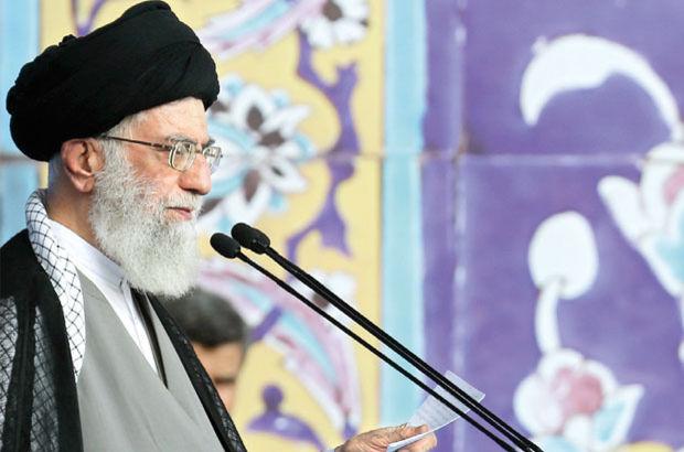 İran'ın dini lideri Ali Hamaney, nükleer anlaşmaya rağmen Tahran'ın 'küstah' ABD ile ilişkilerinin değişmeyeceğini ifade etti