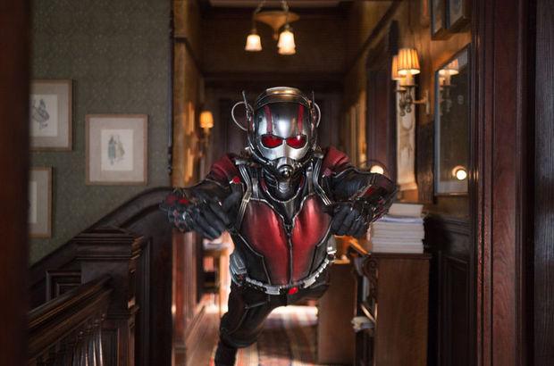 En küçük süper kahraman: Ant- Man