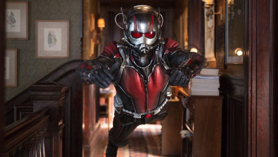 Heja Bozyel yazısı, Süper kahraman filmi Ant-Man