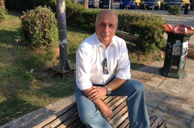 Gizem Sevinç Selvi yazıları, Habertürk'ün Atina temsilcisi Taki Berberakis