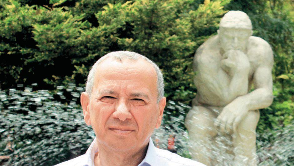 Düşünen adam, Psikiyatrist Latif Ruhşat Alpkan, Bakırköy Ruh ve Sinir Hastalıkları Hastanesi, Düşünen adam heykeli