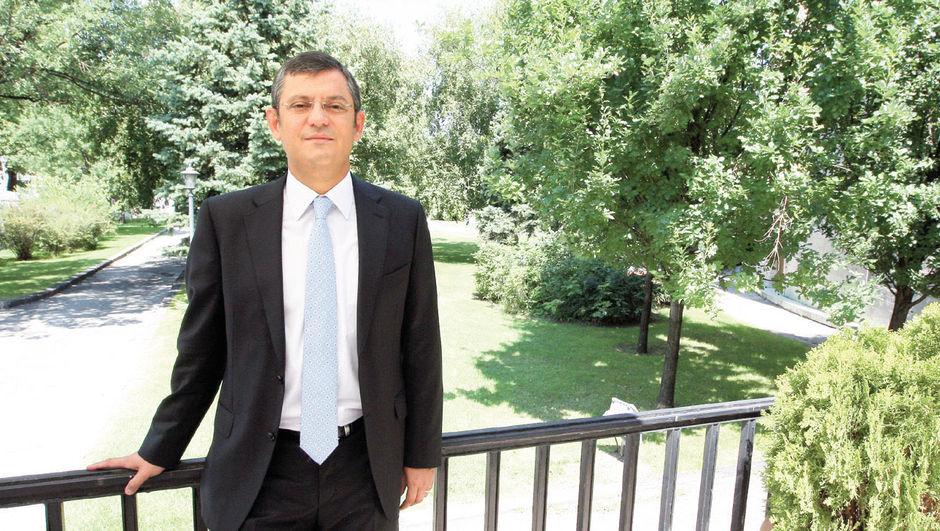 CHP Grup Başkanvekili Özgür Özel  CHP  Habertürk  Koalisyon  Ak Parti