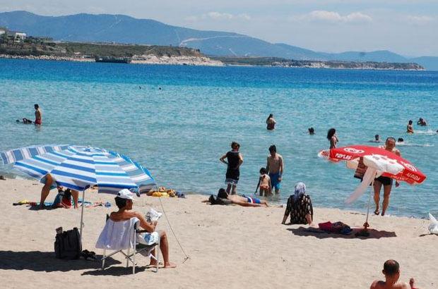 Batı Akdeniz meteoroloji yüksek sıcaklık nem