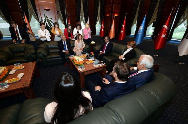 AK Parti, CHP, MHP, HDP, koalisyon, partiler arası bayramlaşma
