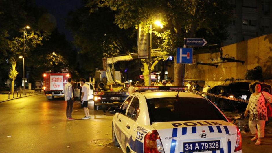 Bağdat Caddesi trafik kazası ceza Mustafa ŞEKEROĞLU Kurthan DEMİR
