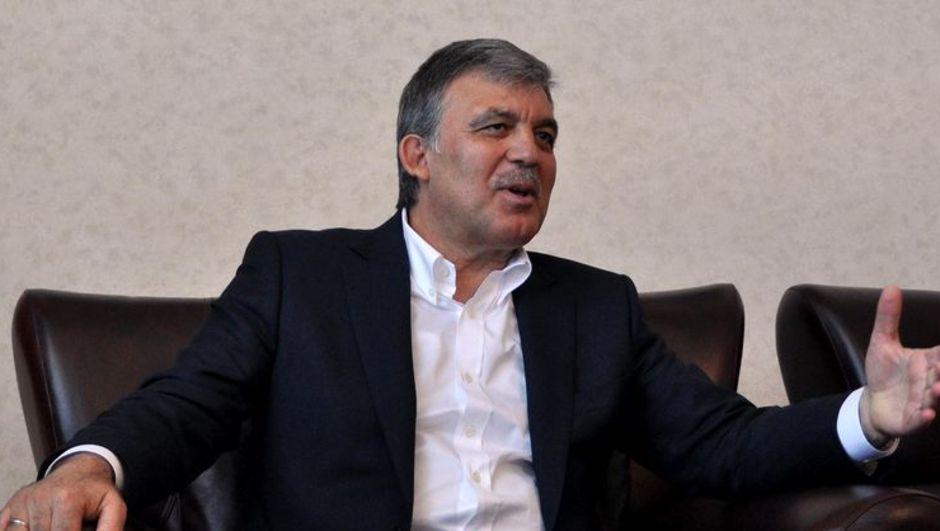 11'inci Cumhurbaşkanı Abdullah Gül koalisyon Ak Parti Anayasa Mahkemesi