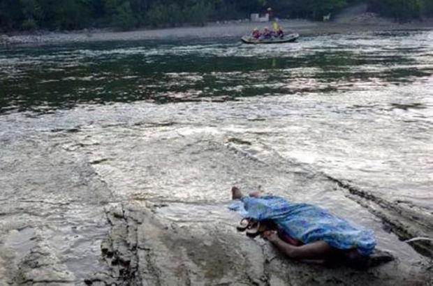 Raftingde fenalaşan İranlı turist öldü