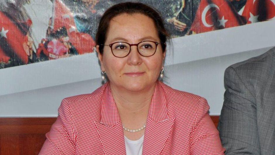 MHP Genel Başkan Yardımcısı Ruhsar Demirel