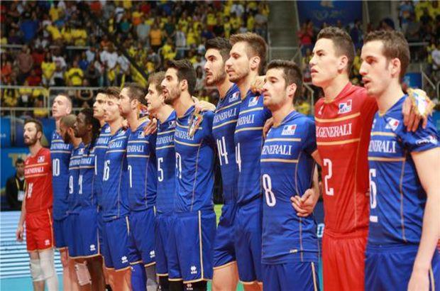 Uluslararası Voleybol Federasyonu Dünya Ligi Fransa