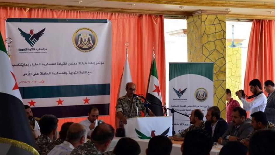 Suriye, ÖSO