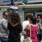 Yunanistan'ta bankalar açıldı