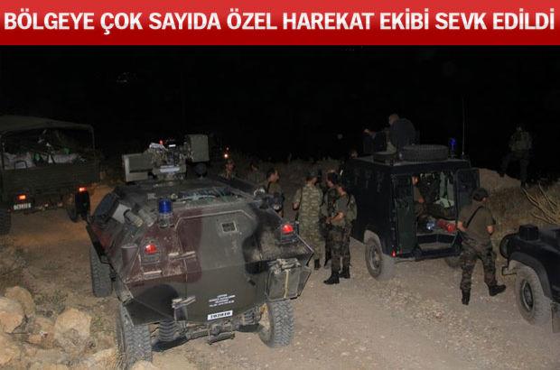 asker terörist adıyaman çatışma genelkurmay