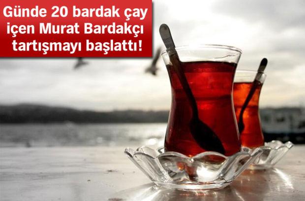 Murat Bardakçı, Türk çayı